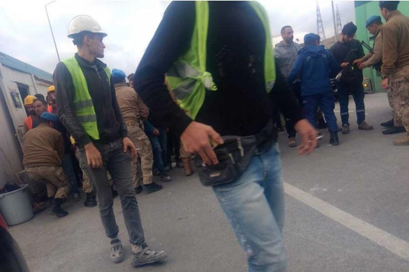 İstanbul yeni havalimanında işçiler cezaevinde, Hükümet şovda