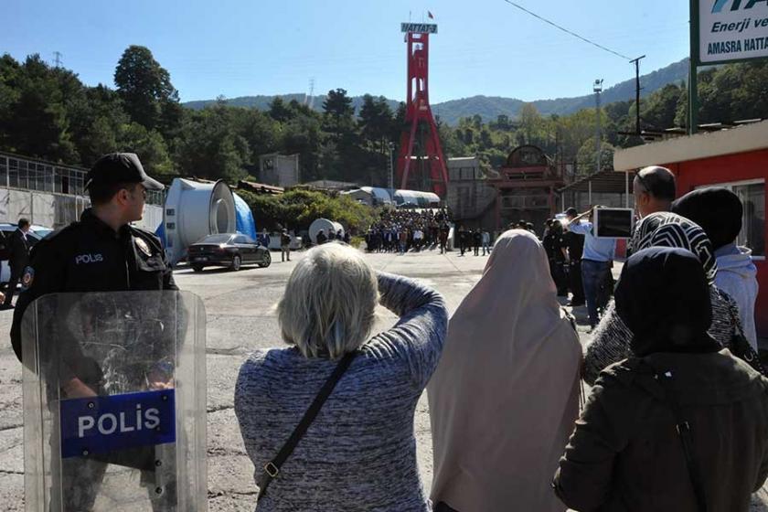GMİS Genel Başkanı Demirci: Hema Maden sahası TTK'ye devredilmeli