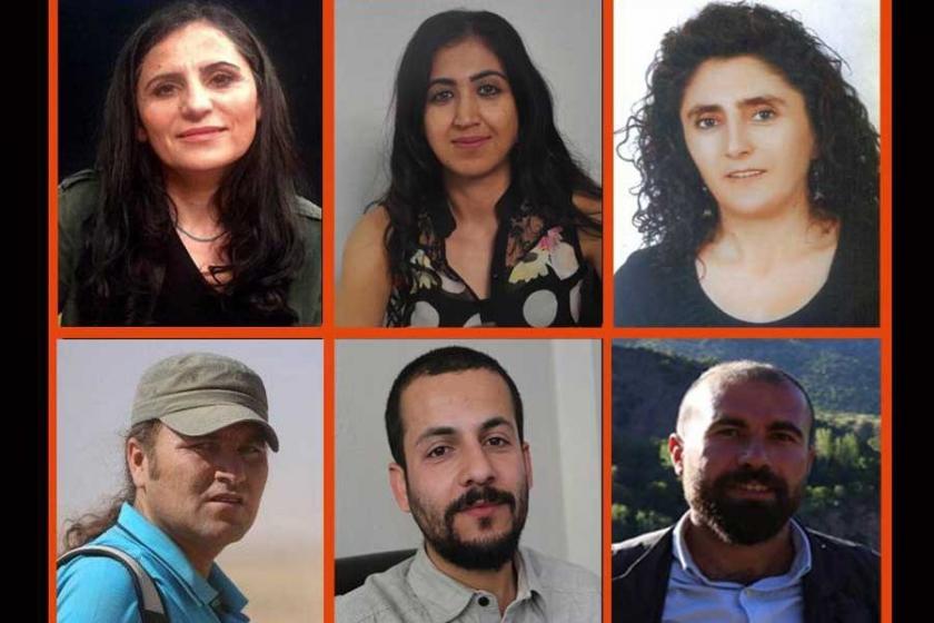 Gazetecilerden özgür basın için dayanışma çağrısı