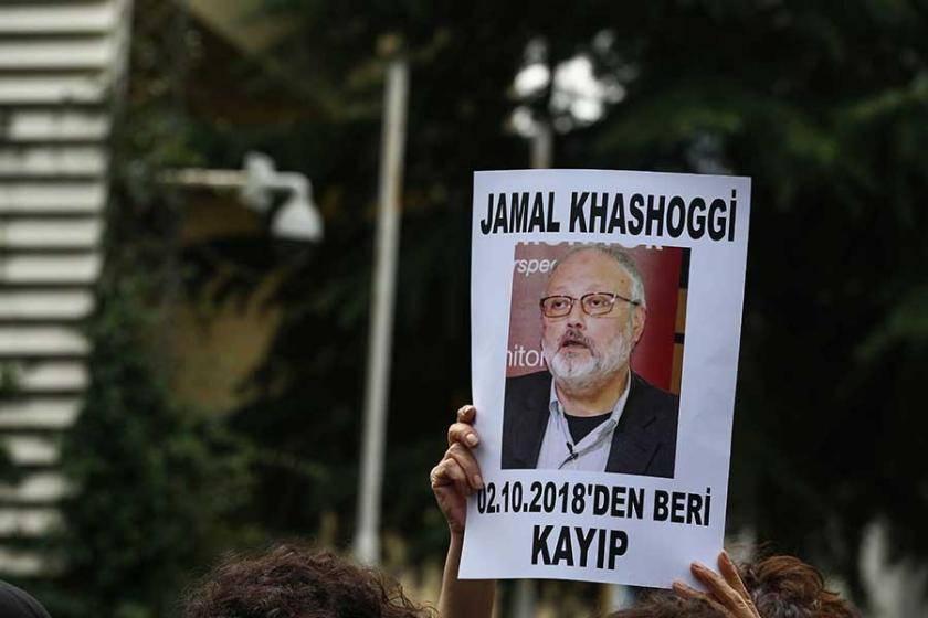 Kayıp gazeteci Kaşıkçı'yla ilgili Suudi Arabistan'dan bir heyet geldi