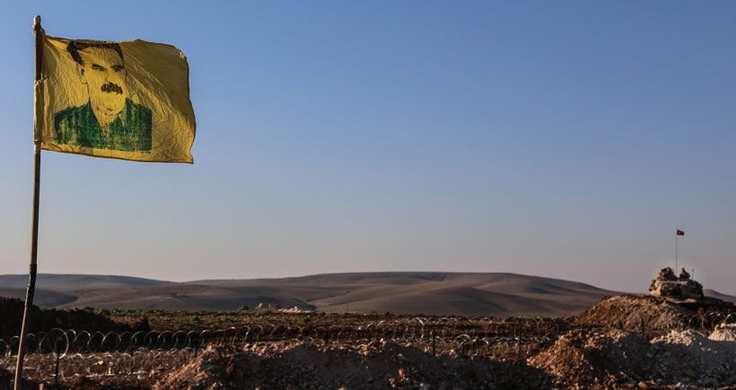 YPG komutanı: Türk askerleriyle beraber mevzilendik