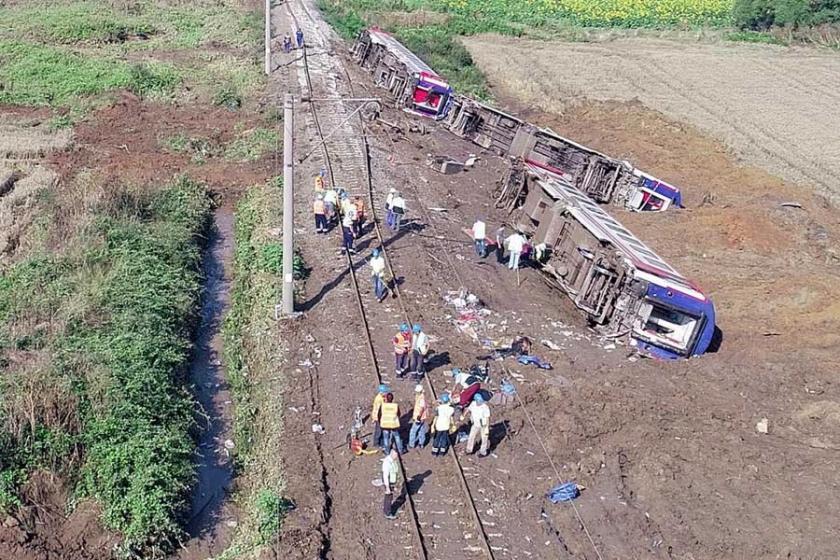 BTS, Çorlu tren kazasına yeni bilirkişi istedi