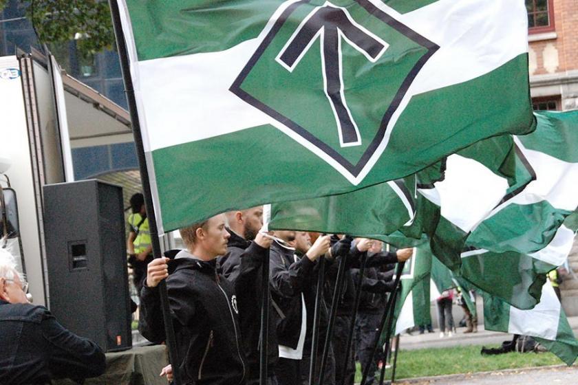 Helsinki'de Nazilerin okul çevresinde gösteri yapmaları yasaklandı