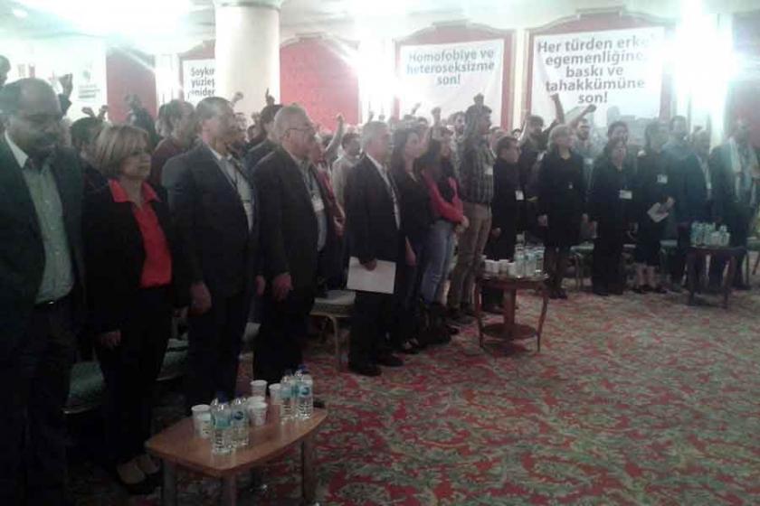 SYKP 3'üncü olağan kongresini topladı