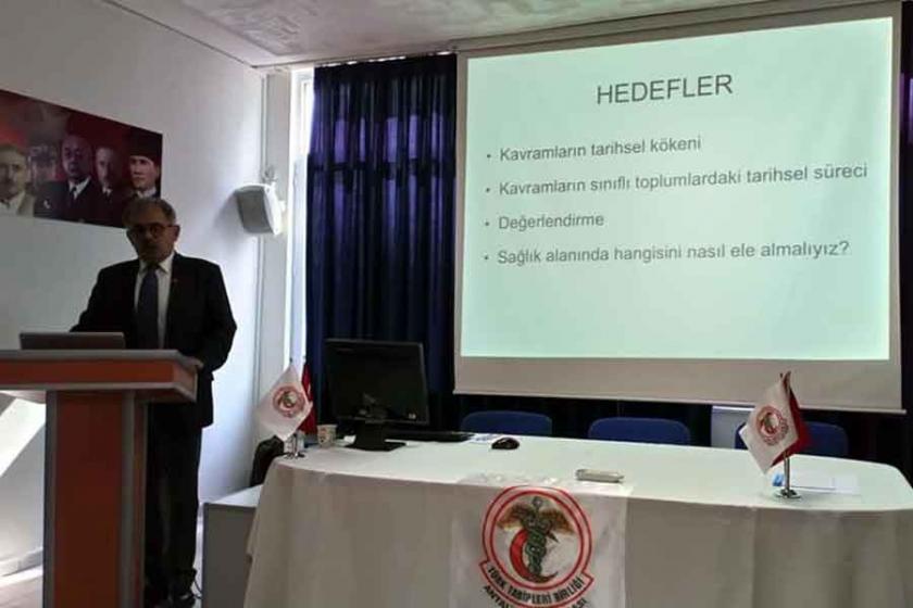 Antalya Dayanışma Akademisi'nin ilk dersi: Eşitlik, hakkaniyet, hak