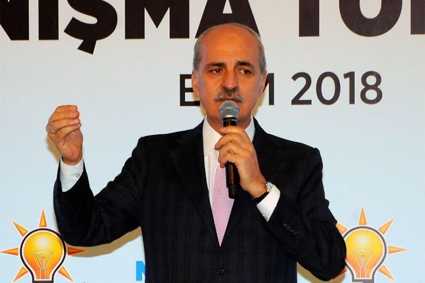 AKP'li Numan Kurtulmuş'tan 'ittifak' açıklaması