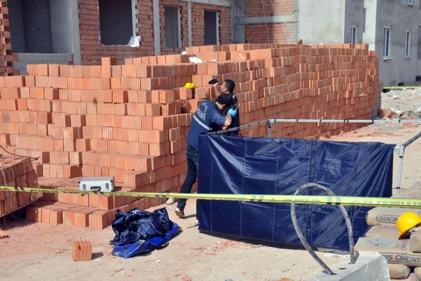 Karaman'da inşaatta iş cinayeti yaşandı