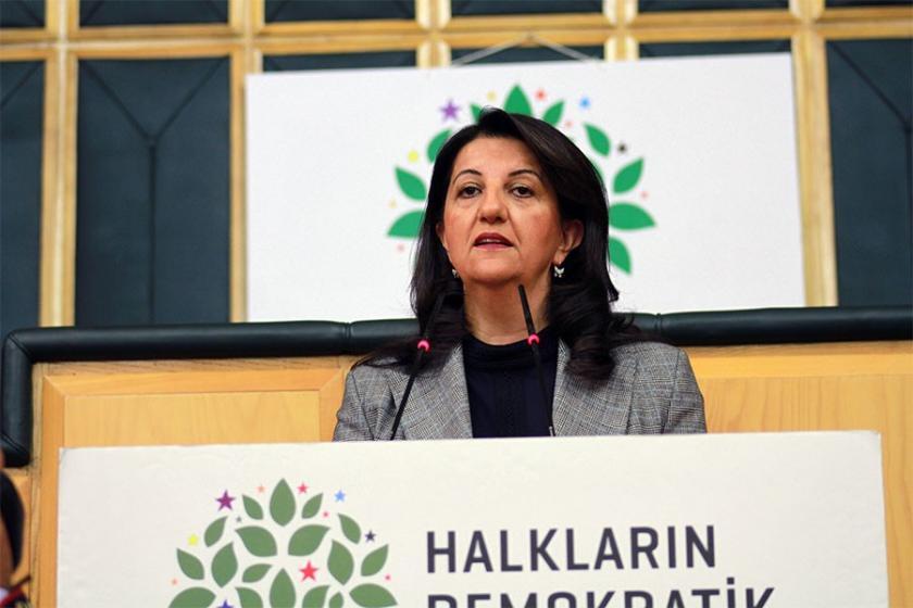 HDP Eş Genel Başkanı Buldan ve üç vekil hakkında fezleke düzenlendi
