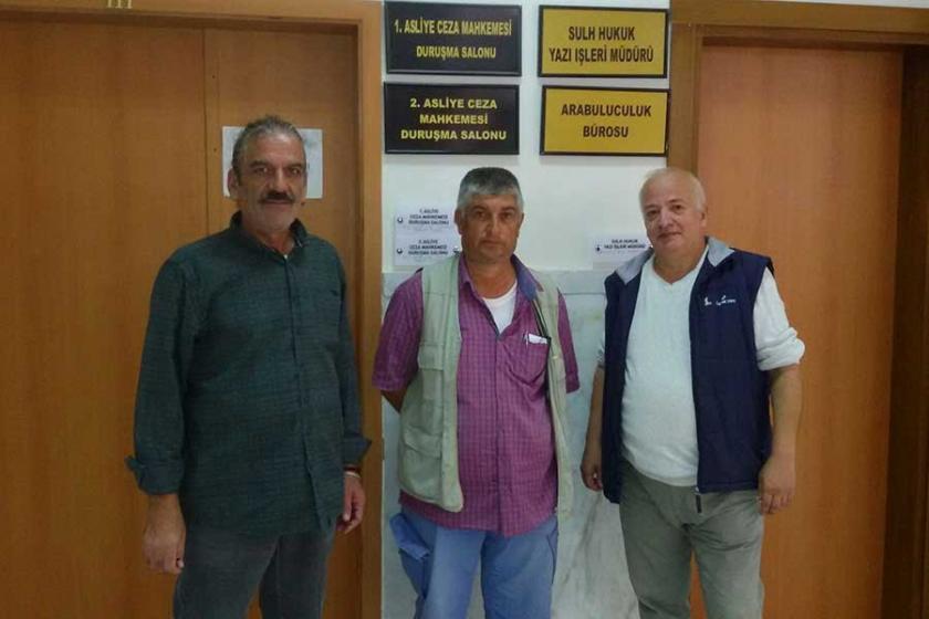 EMEP açıklamasını yayınlayan gazeteciler hakim karşısına çıktı