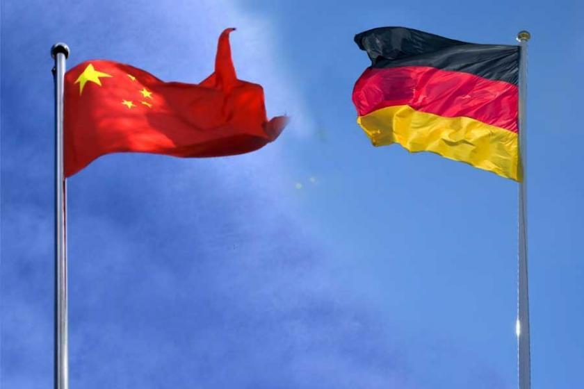 Çin ile Almanya arasındaki yatırımlar 40 milyar doları aşıyor