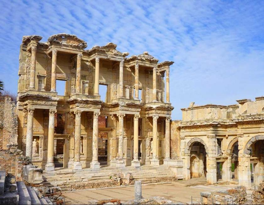 Efes sular altında kalabilir