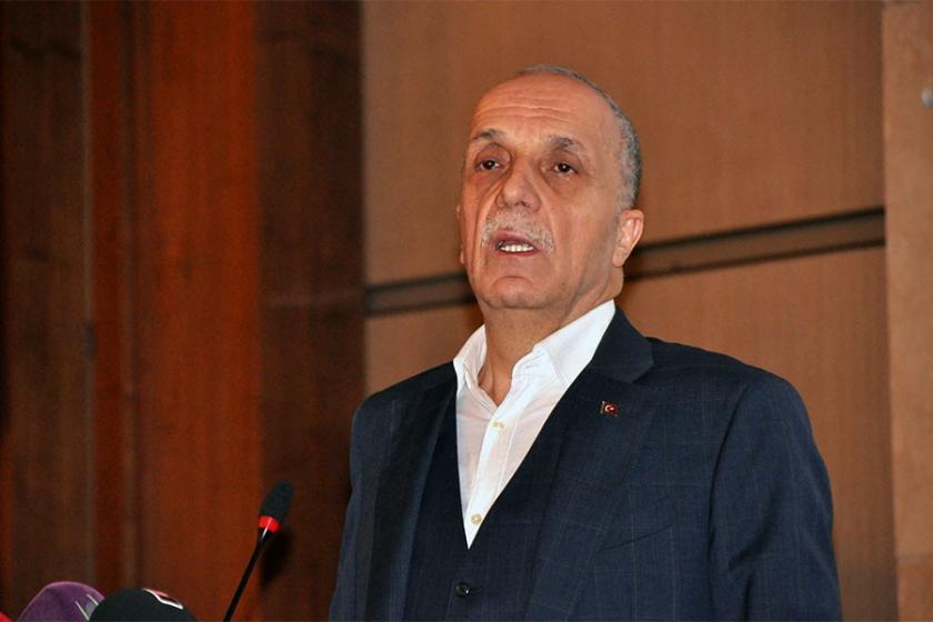 GMİS, düşük zamma imza atan Türk-İş Başkanı Ergün Atalay'a destek çıktı