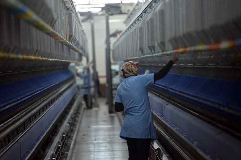 Fabrikada çalışma yükü evde şiddet artıyor