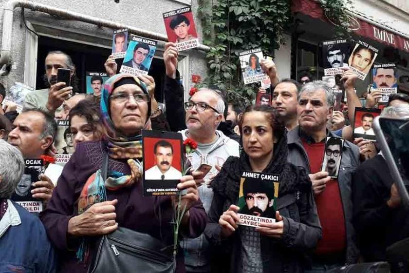 Cumartesi Anneleri: Kayıplardan da Galatasaray'dan da vazgeçmiyoruz