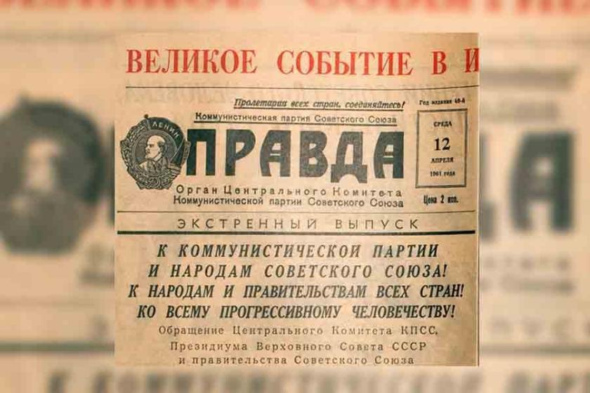 İktidara sataşırken Pravda'yı ağza dolamak