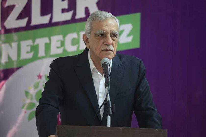 Ahmet Türk: Batıda diğer partilerle bir formül şart