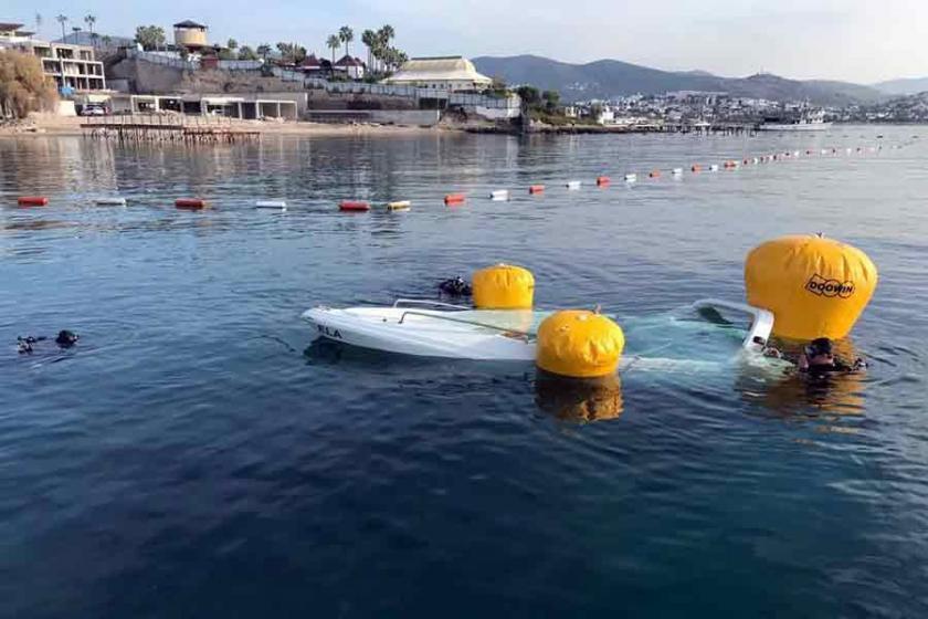 3 çocuğun öldüğü olayda 7 kişilik tekneye 20 kişi bindirmişler