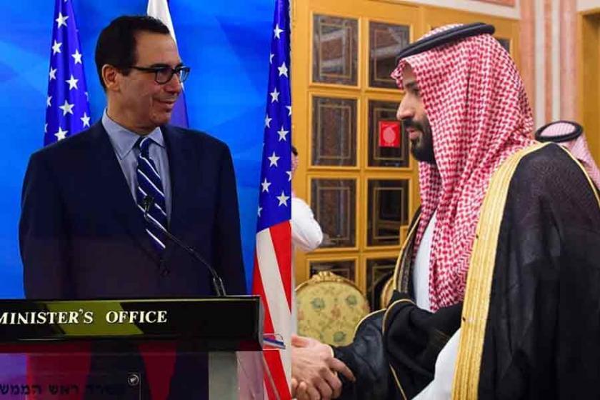 ABD ile Suudi Arabistan ortaklık tazeledi