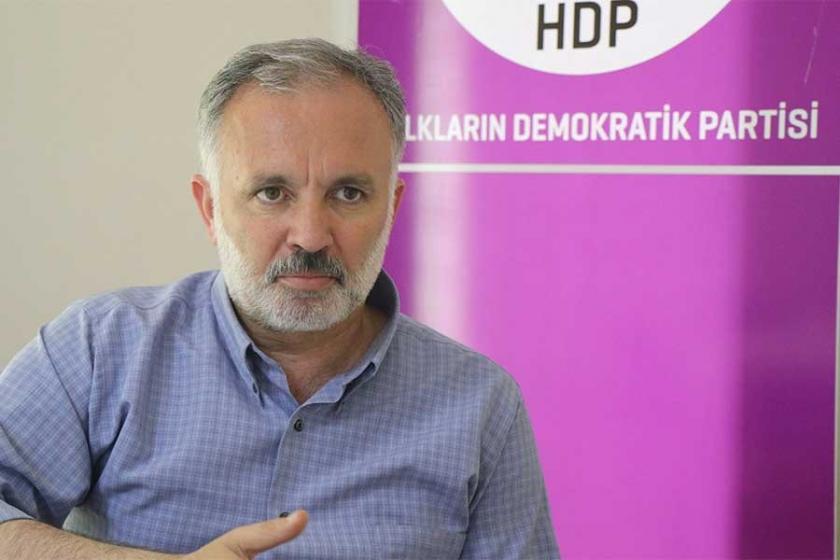 HDP'den Ayhan Bilgen'in görevlerini bırakma talebine ret