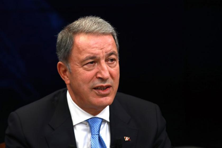 Milli Savunma Bakanı Akar'dan 'Fırat'ın doğusu' açıklaması