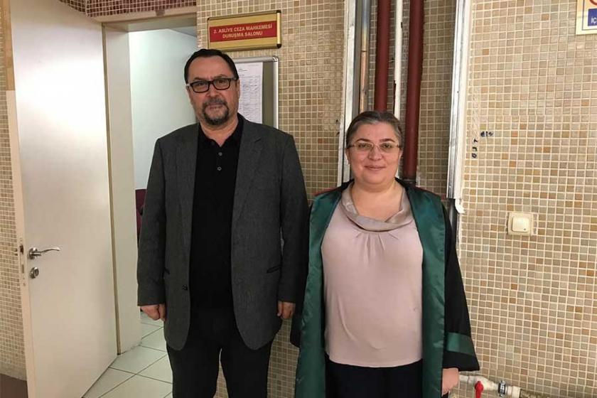 Yazarımız Kamil Tekin Sürek'in duruşması 6 Aralık'a ertelendi
