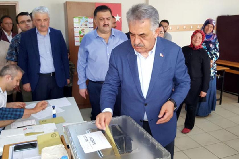 AKP'li Yazıcı: Gökçek'in görevden alınması iş olsun diye istenmedi
