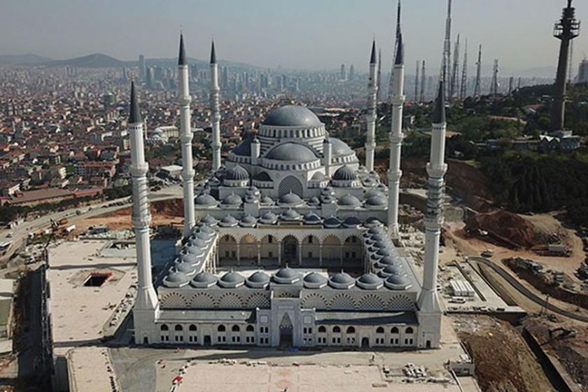 Çamlıca Camisi inşaatında görev alan firma konkordato ilan etti