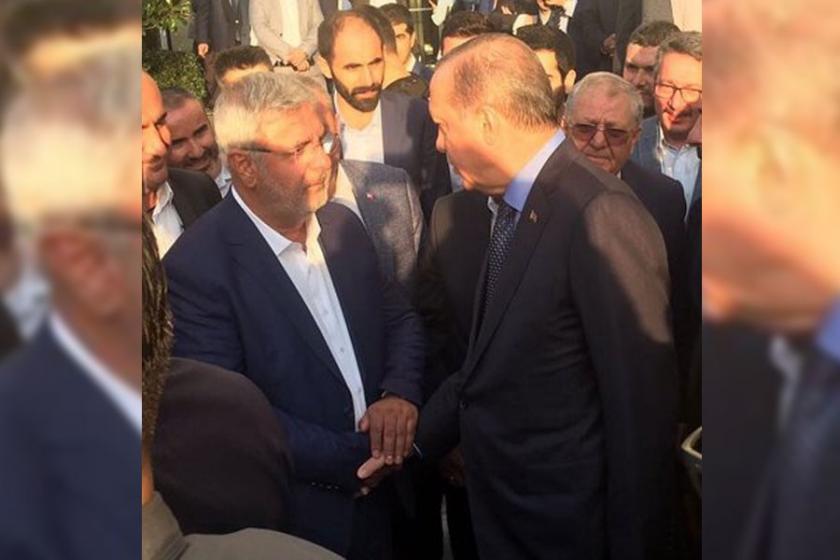 AKP'li Metiner: Bülent Arınç'ın oğlu şahsıma saldırıda bulunmak istedi
