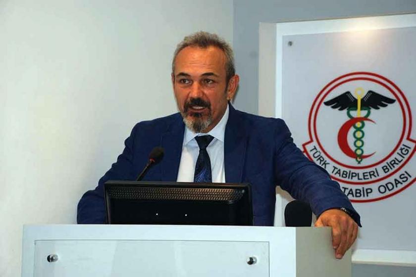 İzmir Barosu Başkanı Özkan Yücel: Birileri 'kral çıplak' diyebilmeli