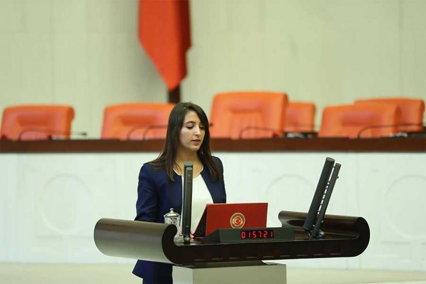 Dağ, Lice davasını Adalet Bakanı'na sordu