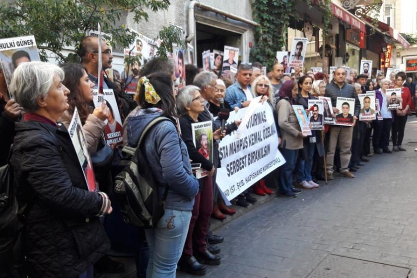 'Hasta tutuklu Özelmalı serbest bırakılsın'