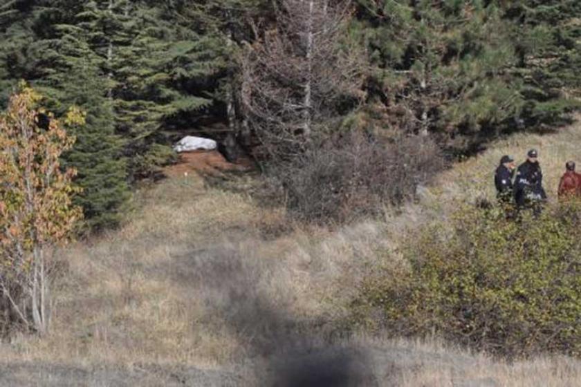 Ankara'da ormanlık alanda Suriyeli çocuğun cansız bedeni bulundu