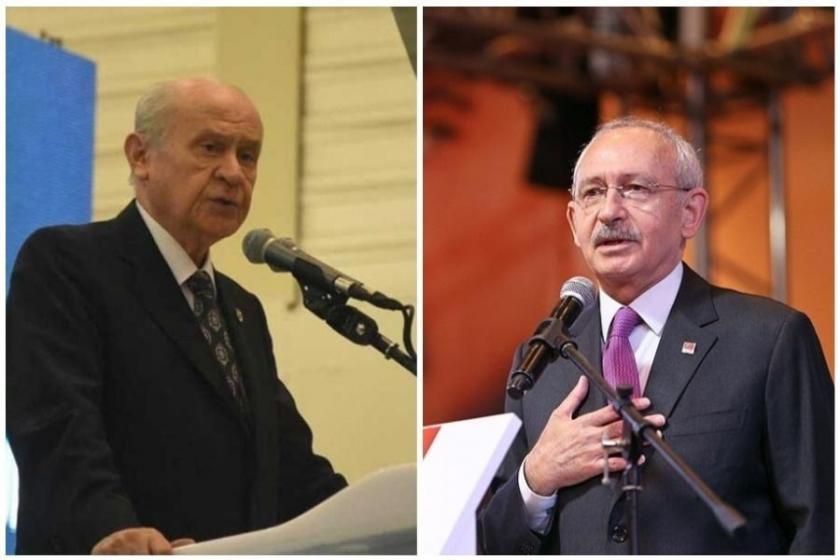 Bahçeli: Kılıçdaroğlu için dokunulmazlığın kaldırılmasının yolu açılmıştır