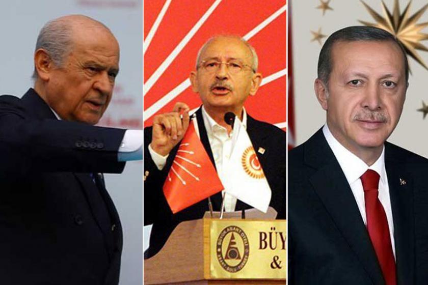 Erdoğan, Kılıçdaroğlu ve Bahçeli'den 29 Ekim mesajları