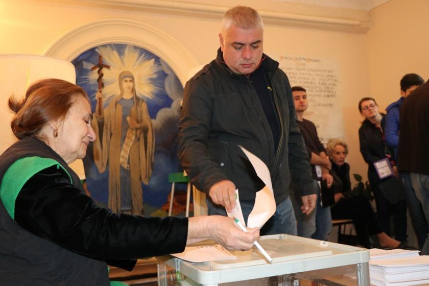 Gürcistan'da seçim sonuçları açıklandı