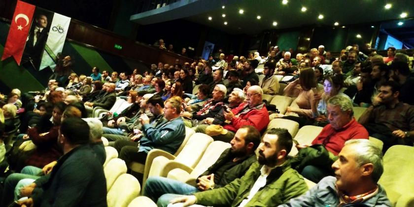 Çorlu'da 'Çöküşten Çıkışa' Forumu: Çıkış için birlikte mücadele