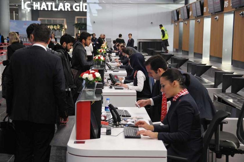 İstanbul Havalimanı'nda ilk uçuş yapılıyor (31 Ekim)