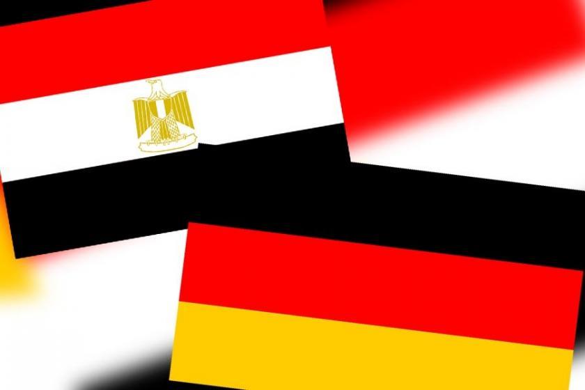 Mısır ve Almanya arasında 5 anlaşma