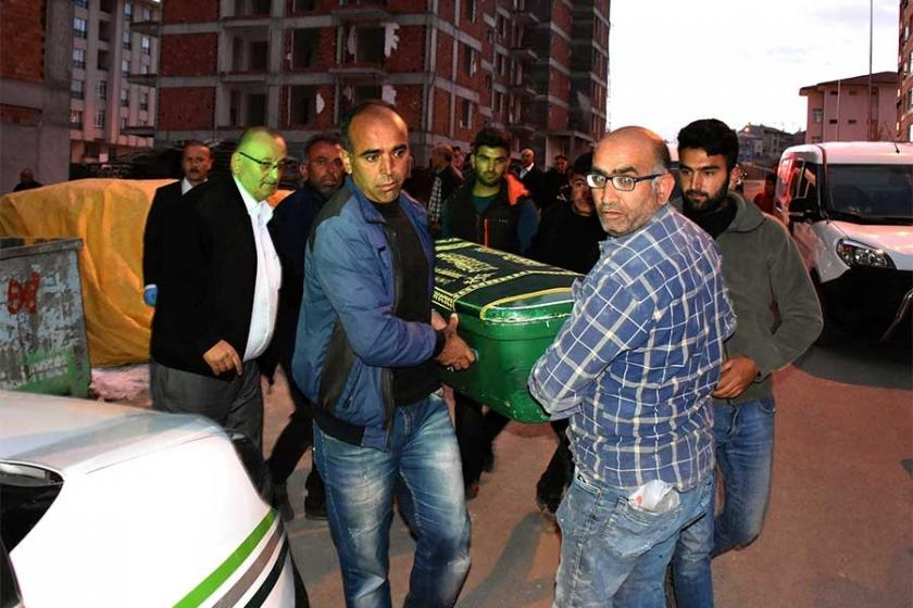 Sivas'ta iş cinayeti: 15. kattan düşen işçi hayatını kaybetti