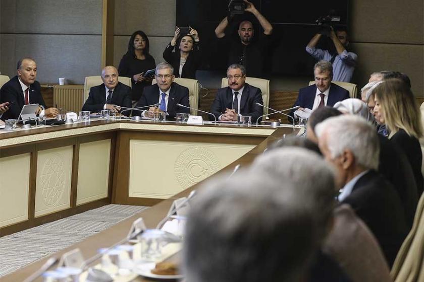 Sağlıkta şiddete ilişkin hazırlanan tasarı komisyonda görüşülüyor