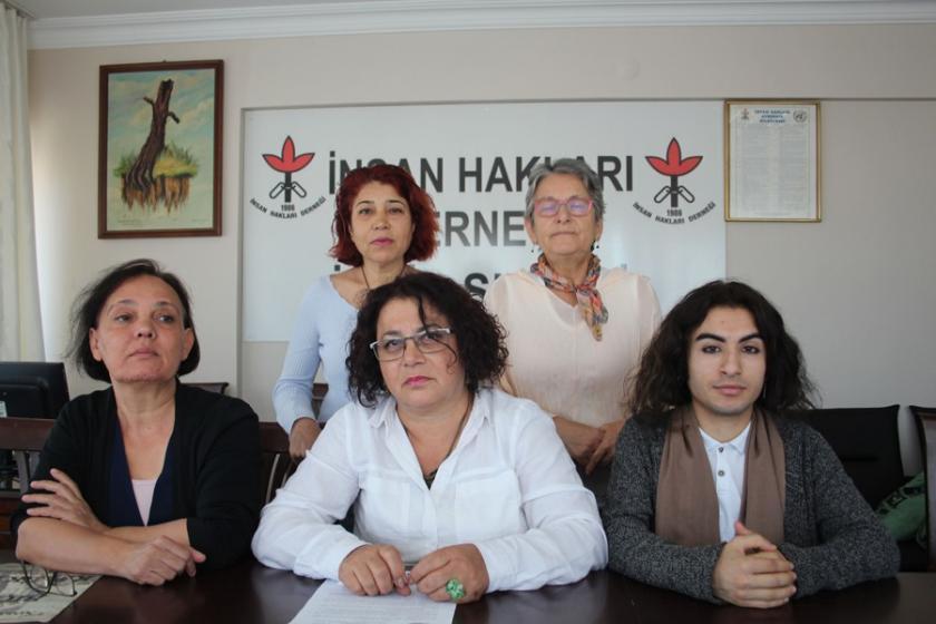 İHD İzmir, kadın ve çocuk hak ihlallerini açıkladı