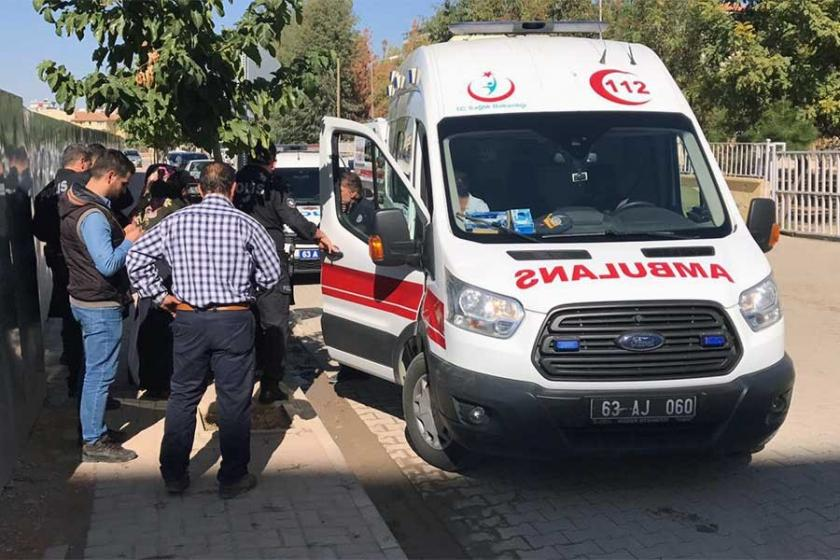 Urfa'da gıda zehirlenmesi: 60 öğrenci hastanelere kaldırıldı