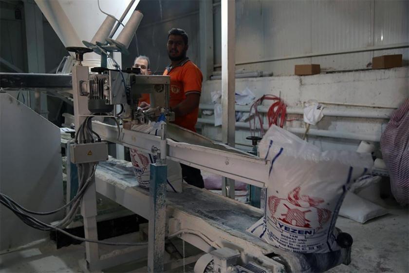 Un fabrikalarında üretim yarı yarıya düştü