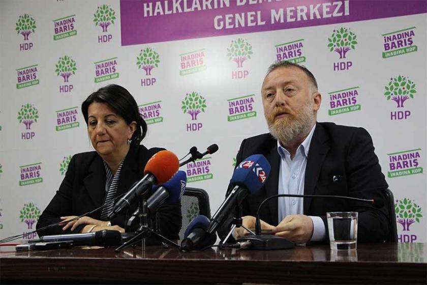 HDP'li seçilmişlere yönelik operasyonun yıl dönümü