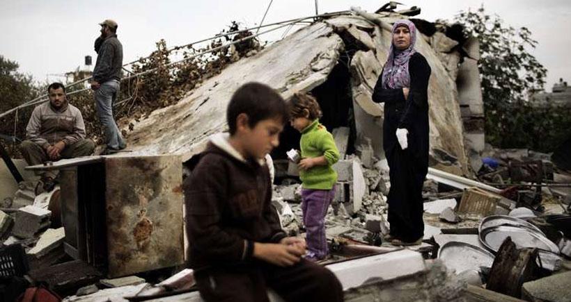 Gazze'de trajedi hâlâ devam ediyor
