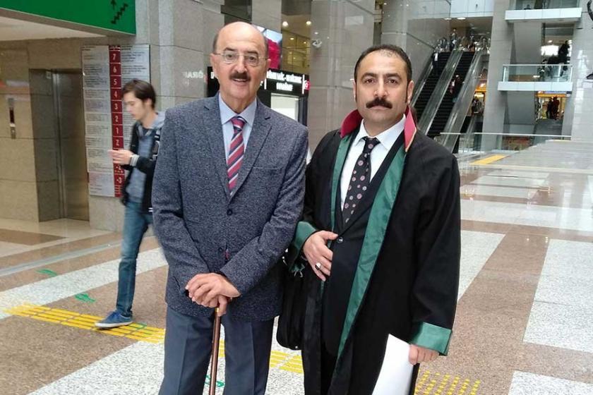 Gazeteci Hüsnü Mahalli'ye 'Cumhurbaşkanına hakaret'ten ceza verildi