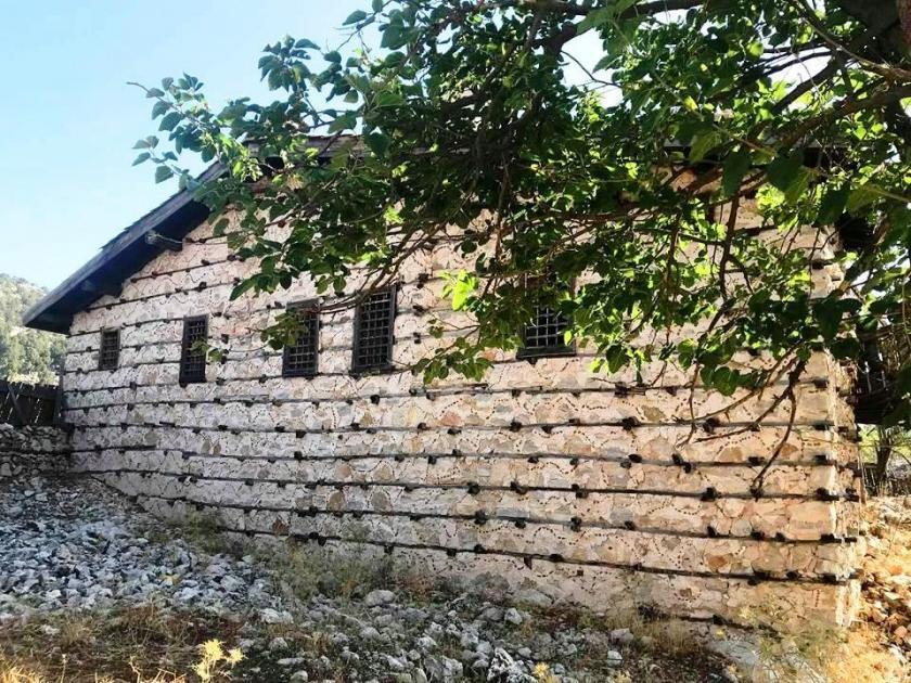 Sit alanı olan tarihi köye mermer ocağı ruhsatı!