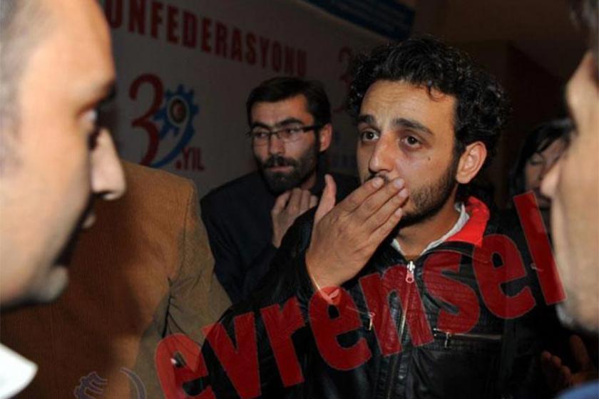 Yönetmen Suat Eroğlu'ya yumruk atan Hak-İş yöneticisine ceza