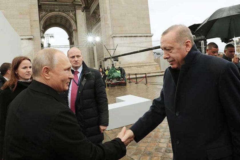 Vladimir Putin, Türk Akımı töreni için Türkiye'ye gelecek