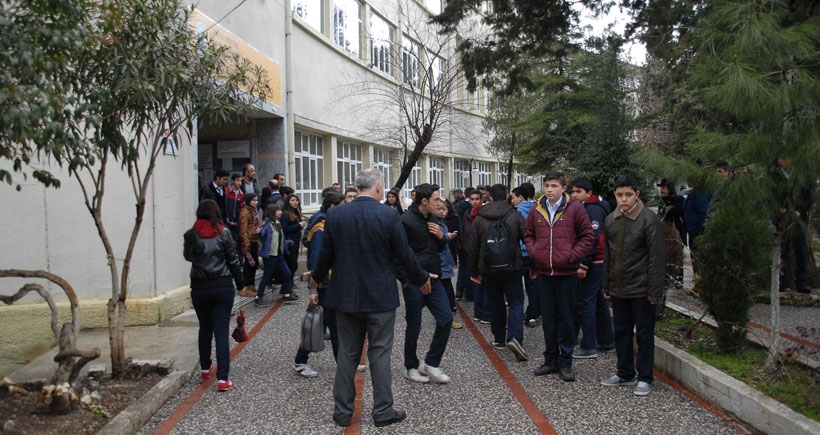 Okul mutfağında patlama: 7 öğrenci yaralı